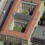 Bavarian State Library (Birds Eye)