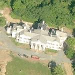 Steve Carell's House in 'Foxcatcher' (Morven Park)