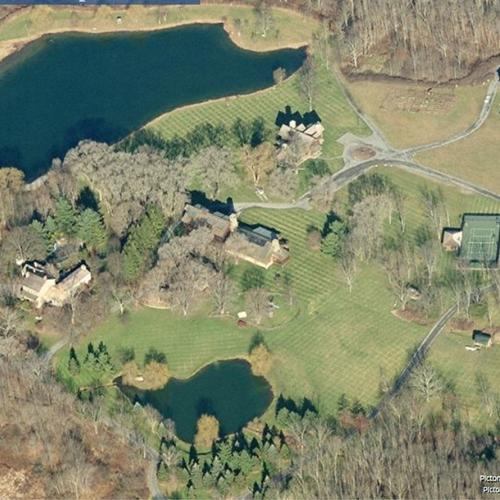 robert de niro 39 s estate in gardiner ny bing maps. Black Bedroom Furniture Sets. Home Design Ideas