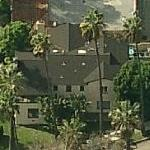 Don Knotts' House (Former) (Birds Eye)