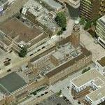 Barking Town Hall - London (Birds Eye)