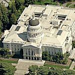 California State Capitol Building (Bing Maps)