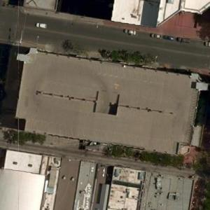 "Breaking Bad Filming Location ""Parking garage"" (Bing Maps)"