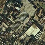 Burton-Upon-Trent Breweries (Bass Ale) (Bing Maps)