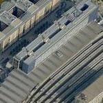 Brussels-South railway station (Birds Eye)