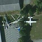 Auerbach aircraft collection (Bing Maps)