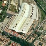Barcelona França railway station (Birds Eye)