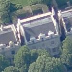 David & Victoria Beckham's Rental House (Birds Eye)