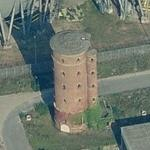 Charlottenburg Reservoirturm (Birds Eye)