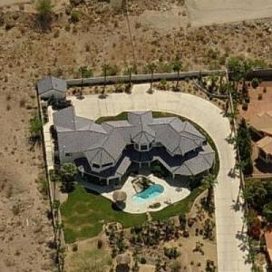 Conor McGregor's House (Former Rental) (Birds Eye)