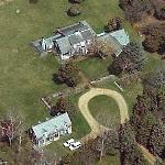 David Milch's House