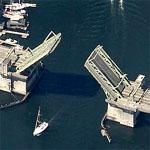 Open Drawbridge (Birds Eye)