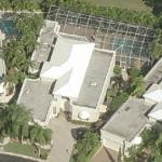 "Frank ""Lefty"" Rosenthal's House (Former) (Birds Eye)"