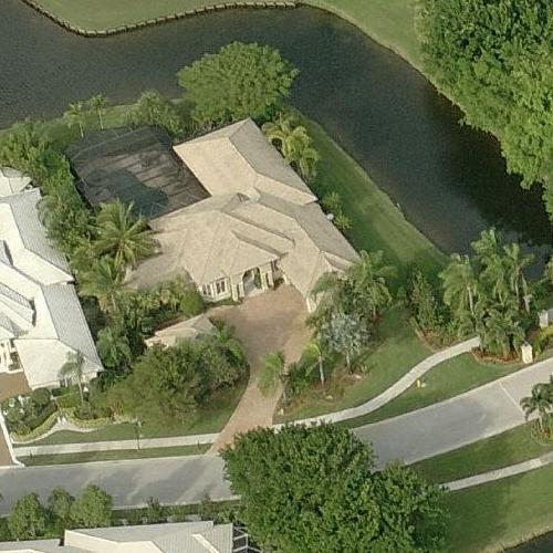 Home Pictures: Paul Manafort's House In Palm Beach Gardens, FL (Google