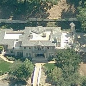 Brad Stuart's House (Birds Eye)
