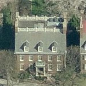 Aaron I. Fleischman's House (Birds Eye)