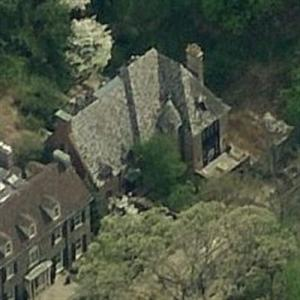 Barack & Michelle Obama's Post-White House House (Birds Eye)