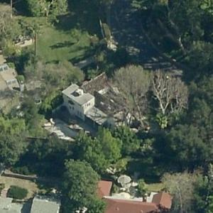 Anton Yelchin's House (deceased) (Birds Eye)