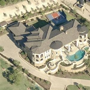 Clay Buchholz's House (Birds Eye)