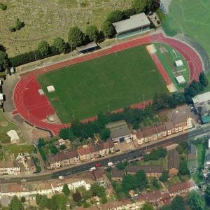 Cricklefield Stadium (Birds Eye)