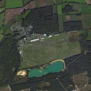 Borkenberge airport (Bing Maps)