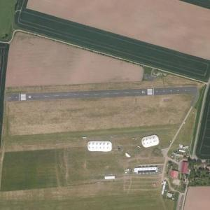 Ballenstedt airport (Bing Maps)