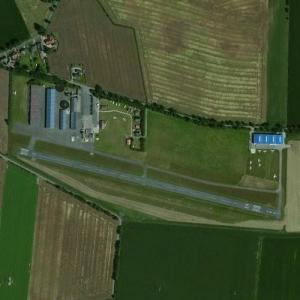 Damme airport (Bing Maps)