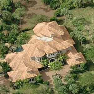 Ben Carson's House (Birds Eye)