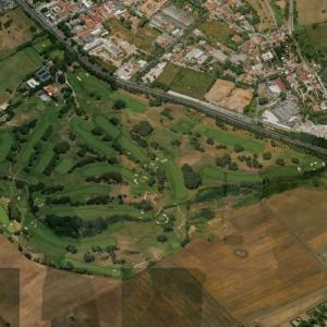 Acqua Santa Golf Club Course (Birds Eye)
