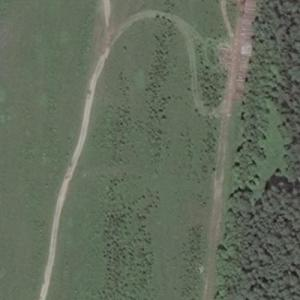 Aeroflot Flight 217 crash site (Bing Maps)