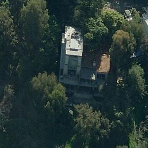 Alex Pall's House (Birds Eye)