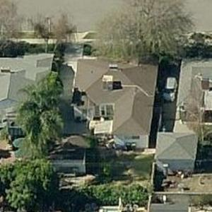 Ariel Winter's House (Birds Eye)