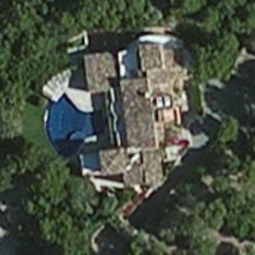 Claudia Schiffer's House in Camp de mar, Spain (Bing Maps ...