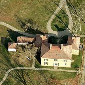 Adena Mansion (Birds Eye)