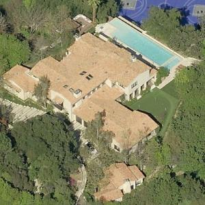 Justin Timberlake's House (Birds Eye)