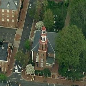 Christ Church (Birds Eye)
