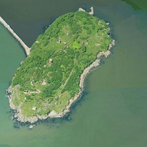 Partridge Island (Birds Eye)