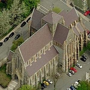 Cathedral of St. John the Baptist (Birds Eye)