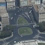 Piazza Venezia (Bing Maps)