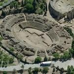 Amphitheatre of Mérida (Bing Maps)
