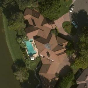 Billy Horschel's House (Bing Maps)