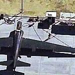 U-2 Being Readied For Mission (Birds Eye)