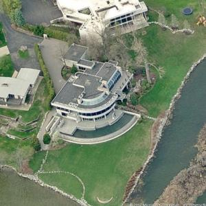 Matthew Stafford's House (Birds Eye)