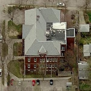 Center School (Birds Eye)