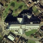 York Minster (Bing Maps)