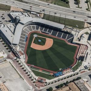 ONEOK Field (Birds Eye)