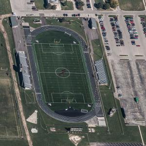 Dayton Outpatient Center Stadium (Birds Eye)