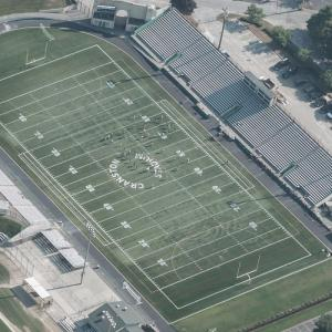 Cranston Stadium (Birds Eye)
