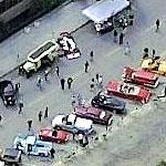 Beverly Hills Car Show (Birds Eye)