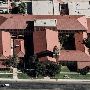 Lubbock High School (Birds Eye)